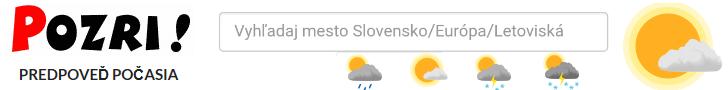 Pocasie Pozri.sk